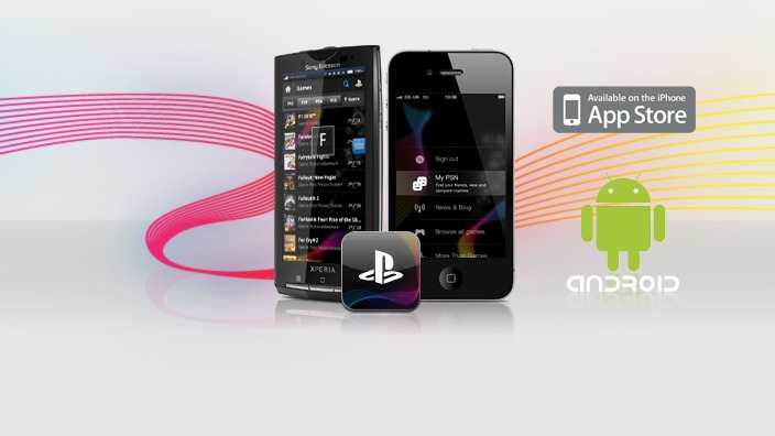 L'application PlayStation officielle est disponible sur iPhone et Android