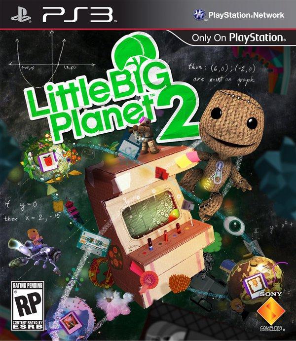 Arrivage : LittleBigPlanet 2