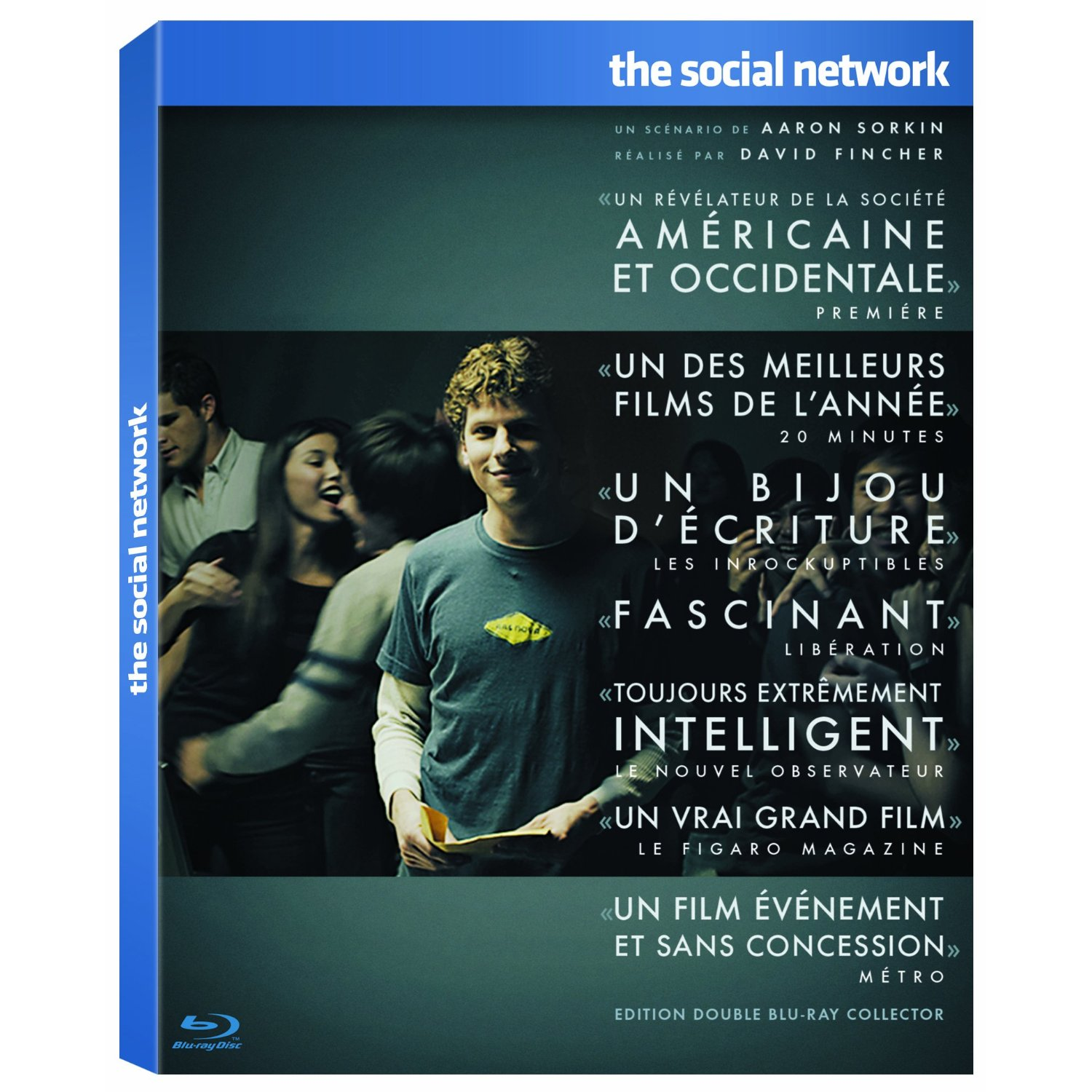 Pré-commande : The Social Network en Blu-ray