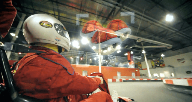 Freddie Wong Mario Kart