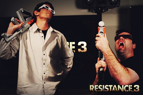 Resistance 3D Sharp Shooter