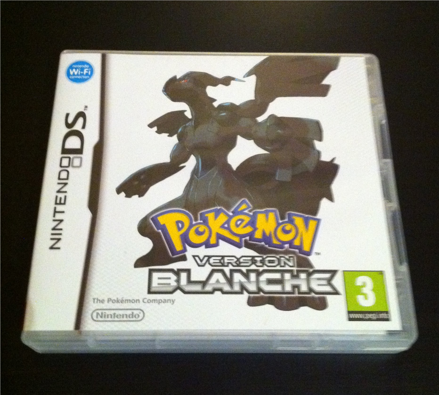 Arrivage : Pokémon version blanche