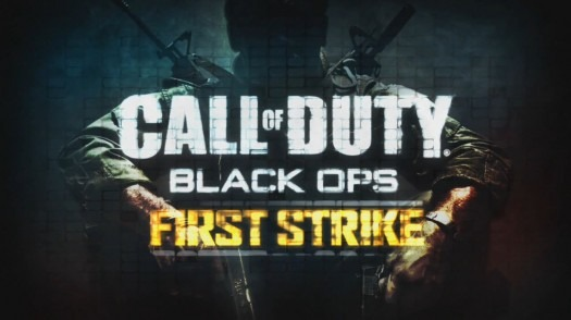Call of Duty: Black Ops – First Strike : Disponible aujourd'hui sur PlayStation Network