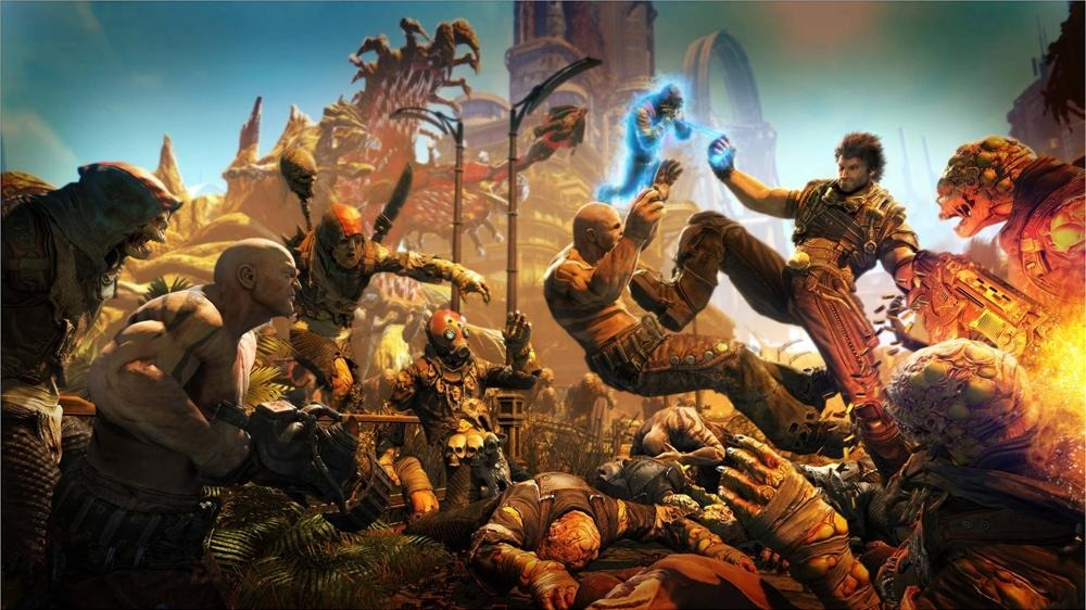 Test : BulletStorm
