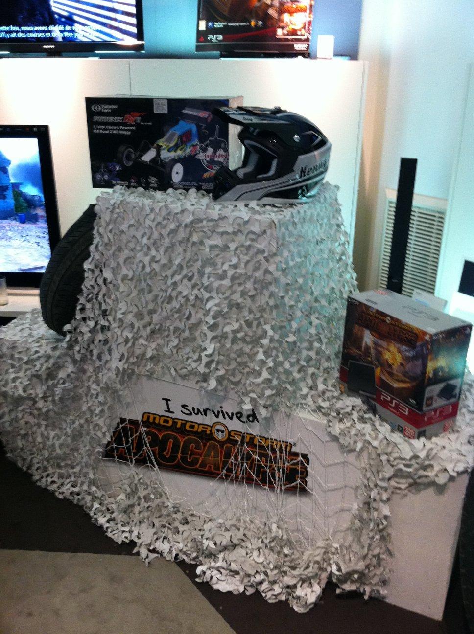 Compte rendu : Soirée MotorStorm Apocalypse