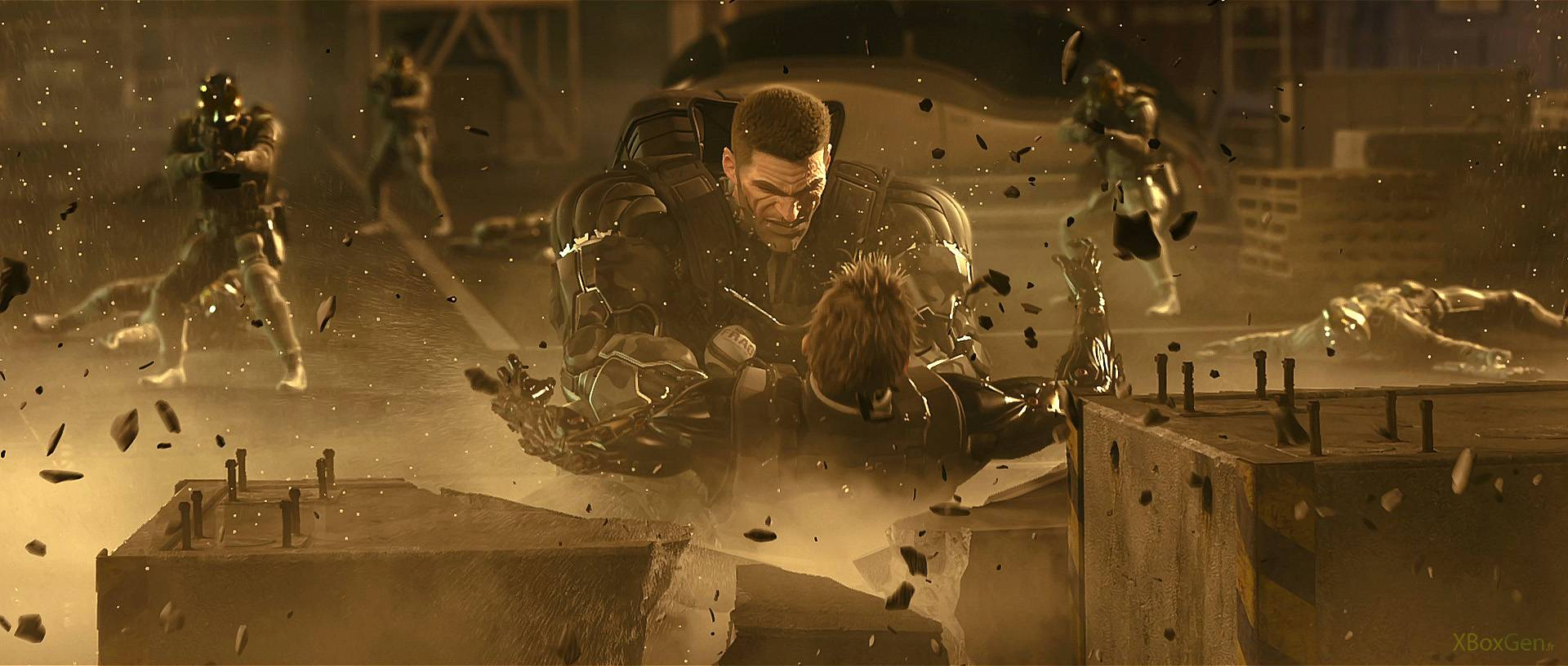 Compte rendu : Avant première Deus Ex : Human Revolution