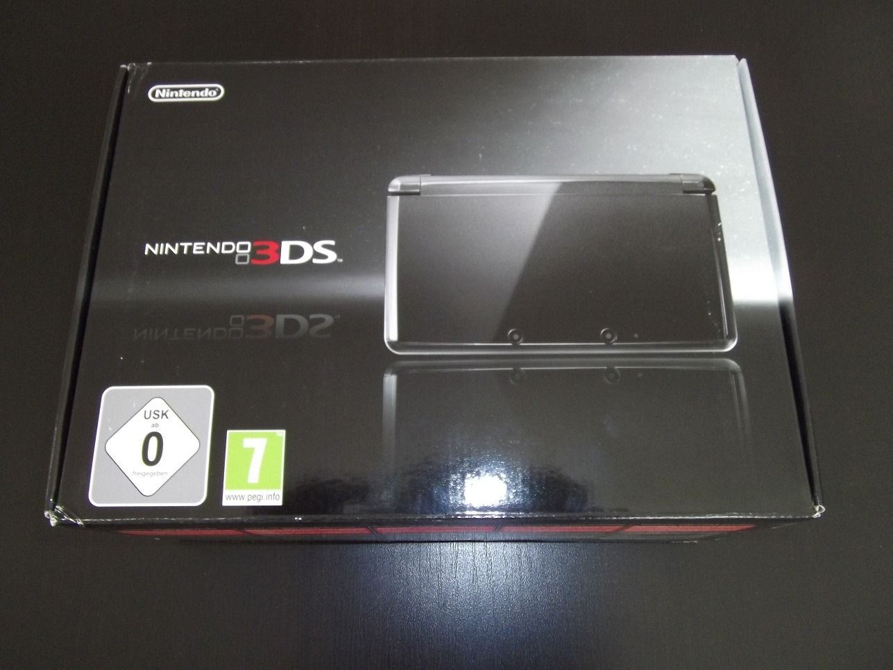 Nintendo 3DS : Cosmo Black
