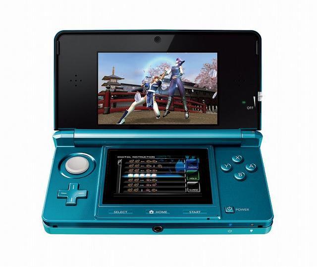 Nintendo annonce Dead Or Alive Dimensions sur 3DS