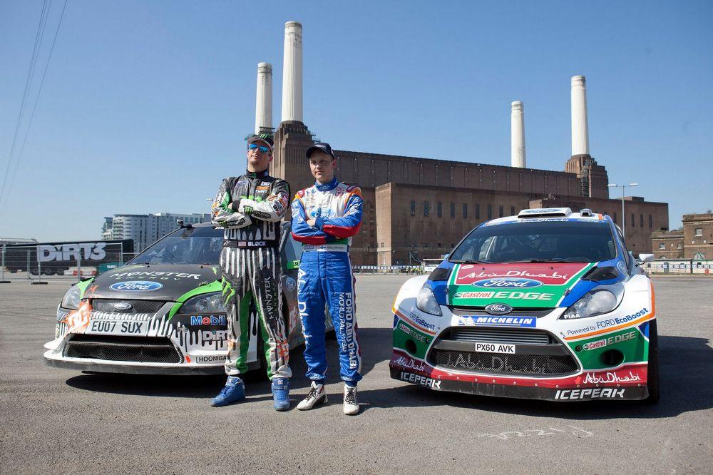 DiRT 3 : Les pilotes Ken Block et Mikko Hirvonen participent au lancement du jeu