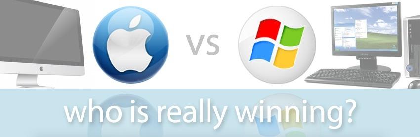 Infographie : Mac vs PC – Qui gagne réellement ?