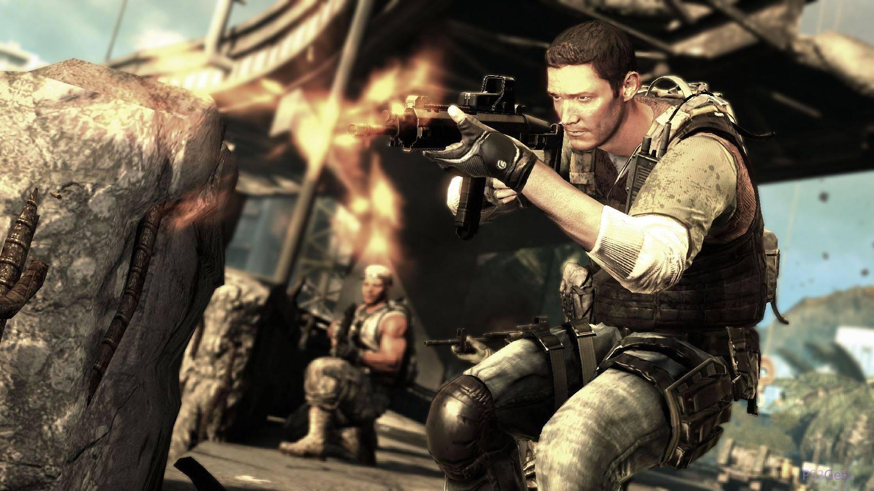 SOCOM Special Forces est disponible sur PS3