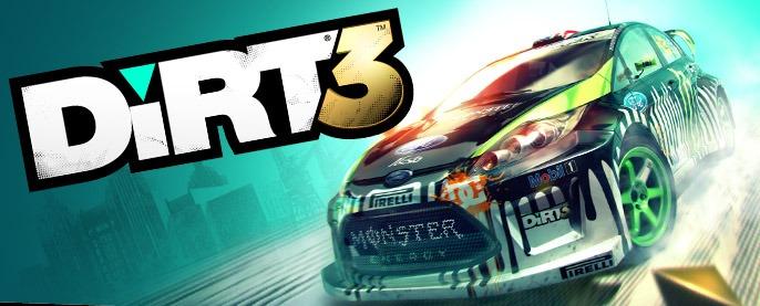 Codemasters dévoile une nouvelle vidéo de gameplay pour DiRT 3