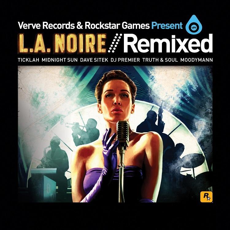 L.A Noire : la musique officielle du jeu