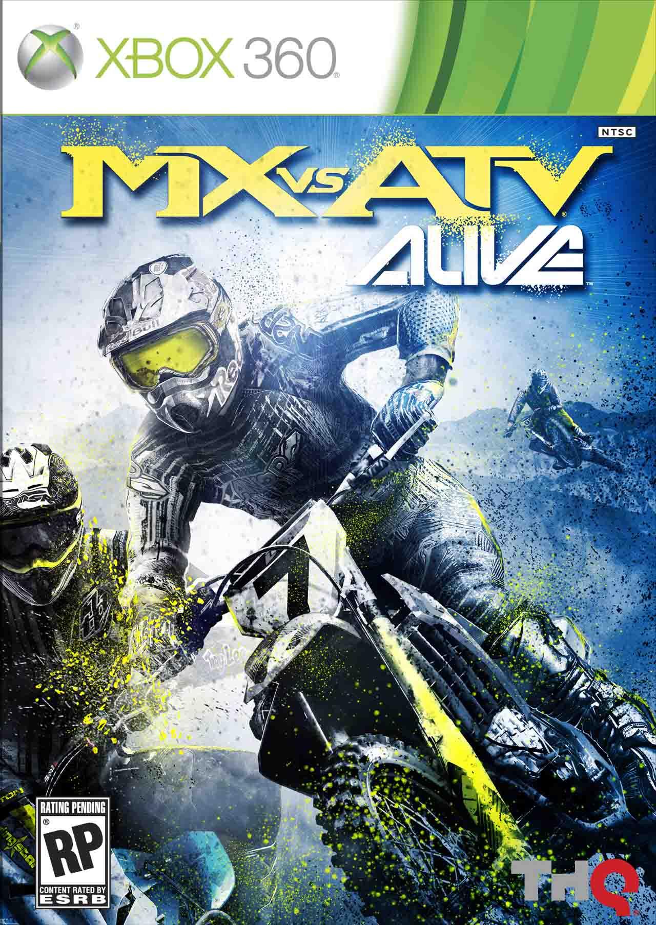 Achat : MX vs ATV Alive sur Xbox 360