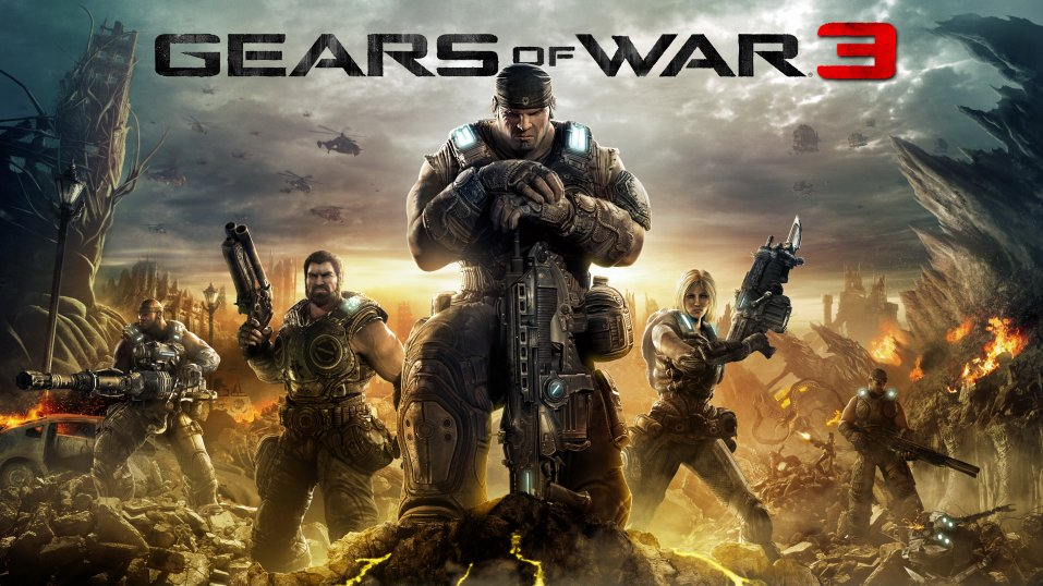 Invitez vos amis à la bêta de Gears of War 3 avec le programme « Never Fight Alone »