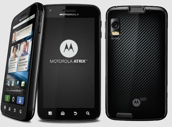 Compte rendu : Présentation du Motorola Atrix