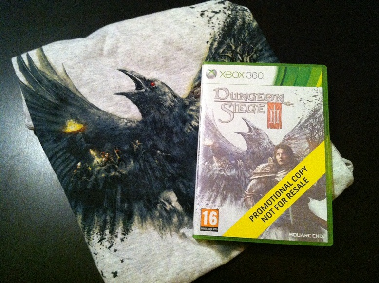 Arrivage : Dungeon Siege 3