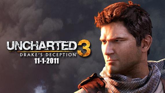 [E3 2011] Uncharted 3 : deux vidéos de gameplay