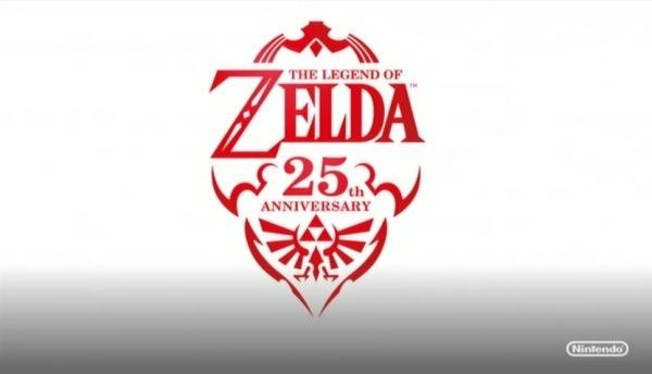 Zelda : une vidéo pour les 25 ans