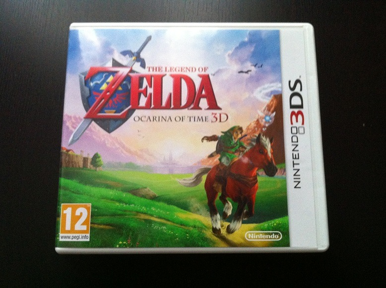 Achat : Zelda : Ocarine of Time 3D