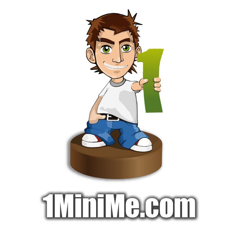Concours anniv' 7 : Gagnez 1 figurine à votre image et un bon de -50% (1MiniMe)