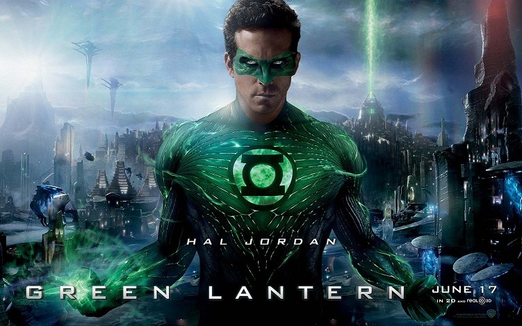 Critique / Avis : Green Lantern