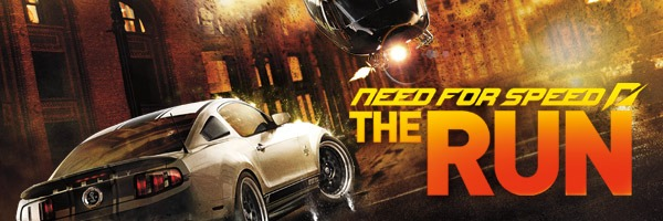 Need For Speed : THE RUN – Vidéo de Gameplay « Run for the Hills »