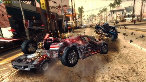 EA et Criterion Games annoncent Burnout Crash