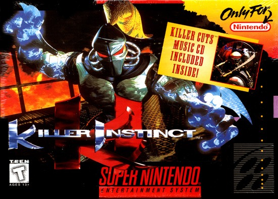 Rétro Test : Killer Instinct sur Super Nintendo