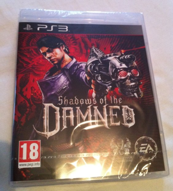 Arrivage : Shadow Of The Damned