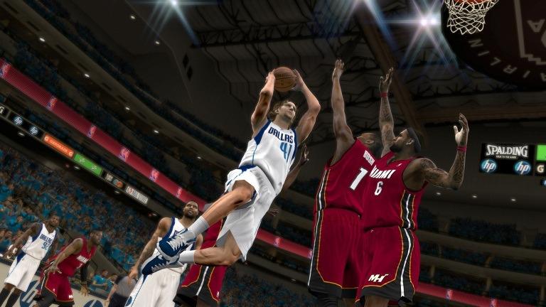 2K Sports NBA 2K12