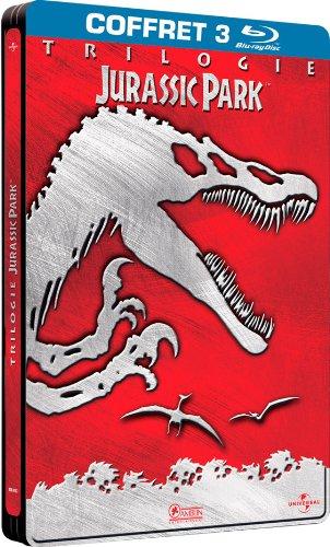 Pré-commande :  Jurrasic Park : Ultimate Trilogie en Blu-ray