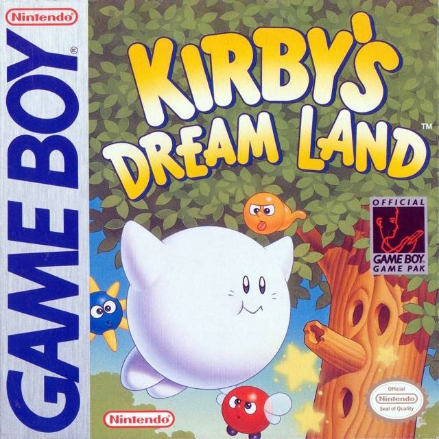 Rétro Test : Kirby's Dream Land sur Gameboy