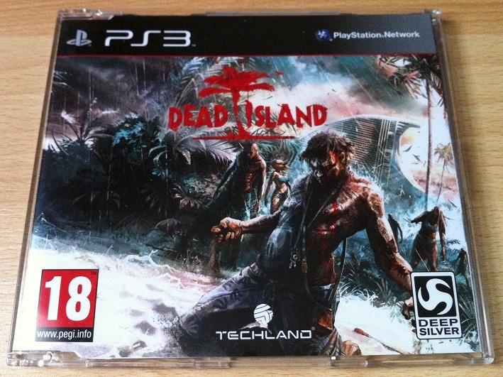 Arrivage : Dead Island sur PS3