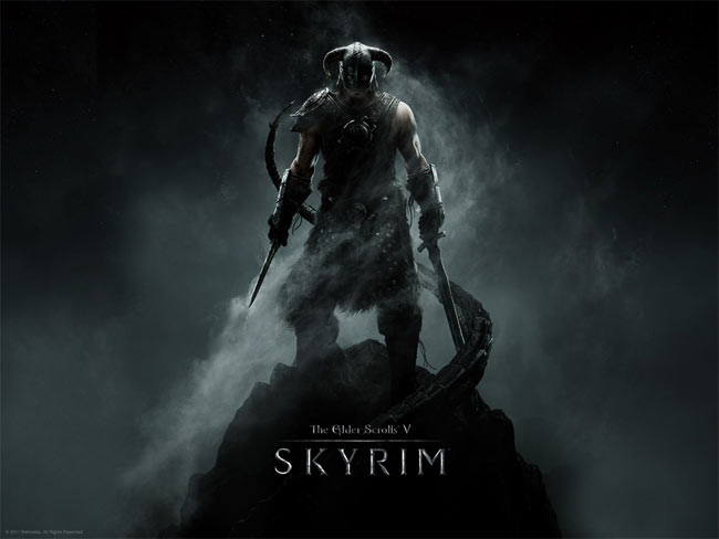 The Elder Scrolls V : Skyrim – 20 minutes de gameplay commenté