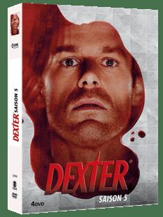 Concours : Gagnez 3 coffrets DVD de la saison 5 de Dexter