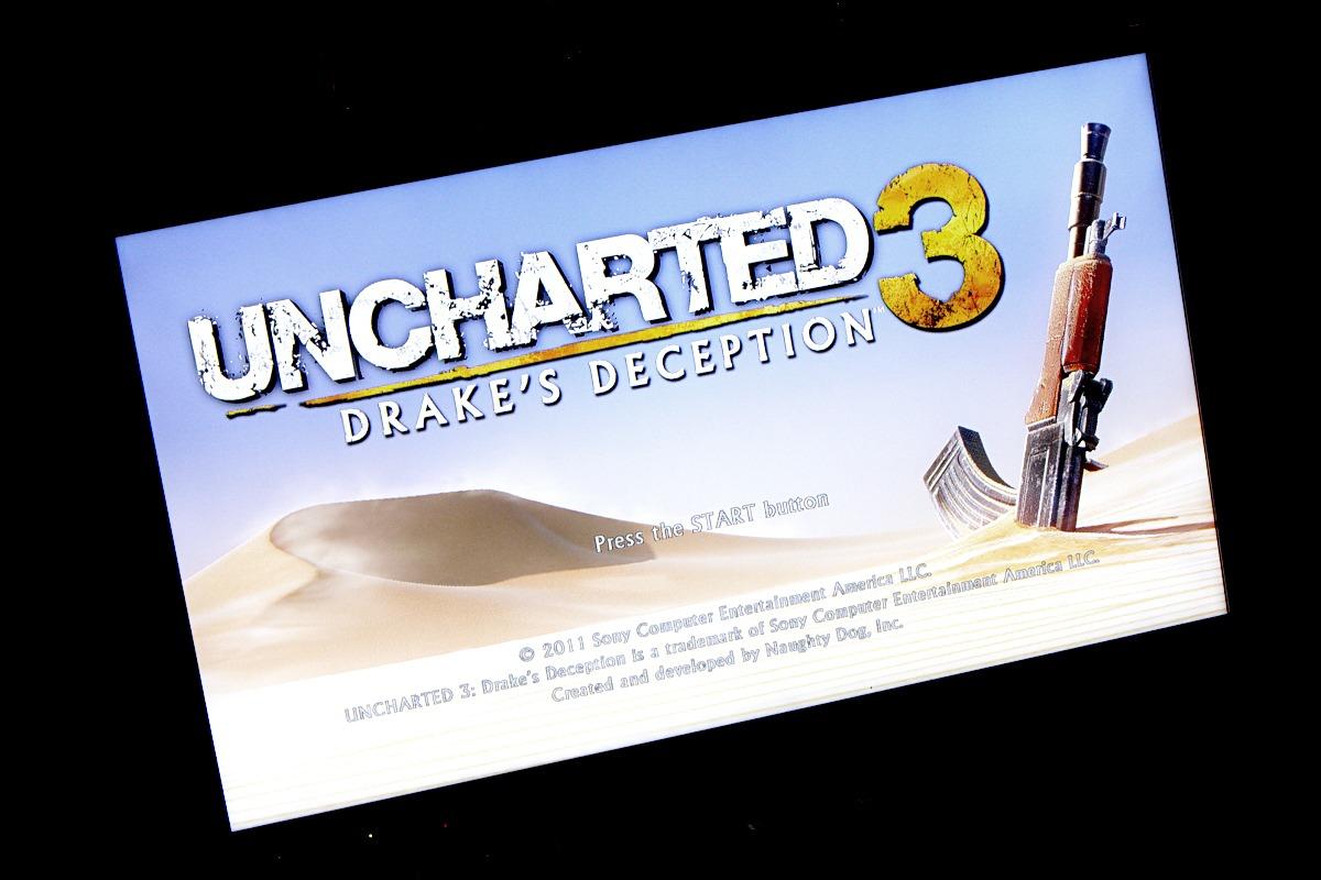 Compte rendu : Soirée de lancement Uncharted 3