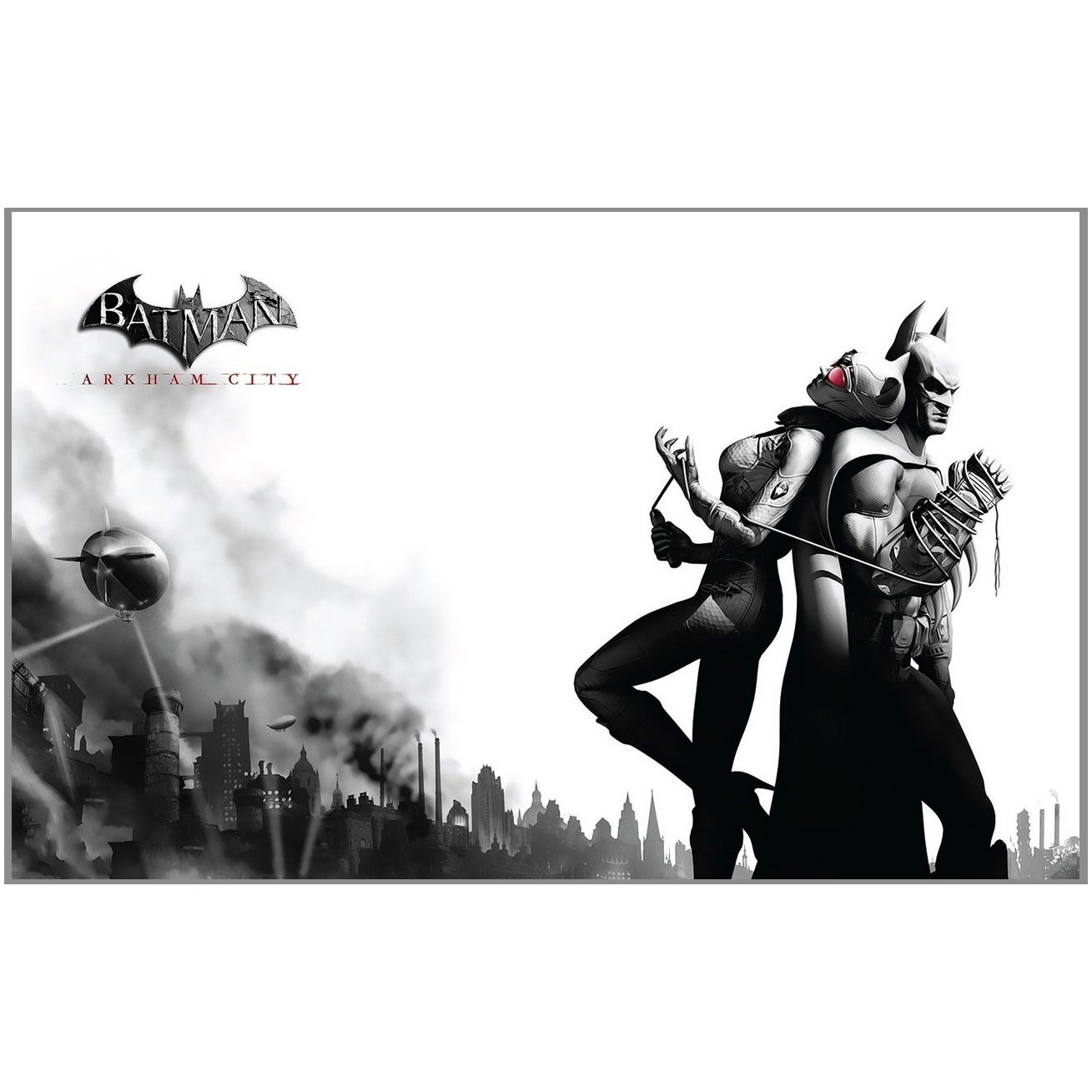 Arrivage : Collector Batman Arkham City