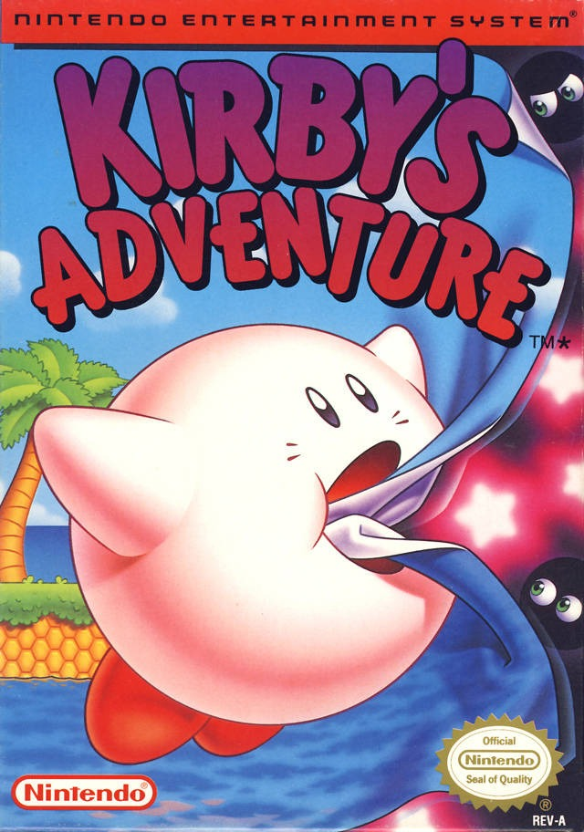 Rétro Test : Kirby's Adventure sur Nes
