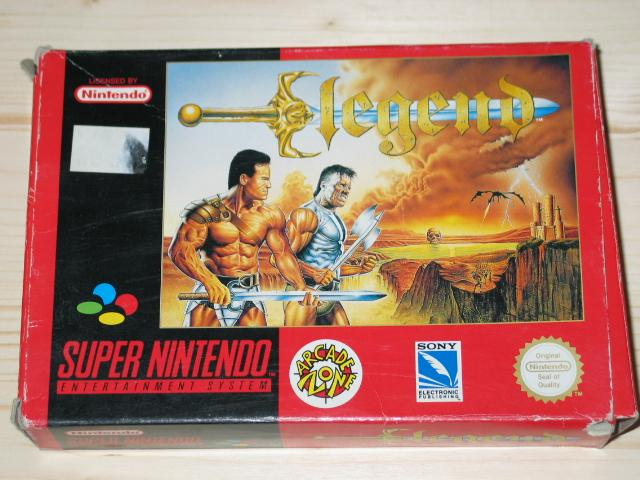 Rétro Test : Legend sur Super Nintendo