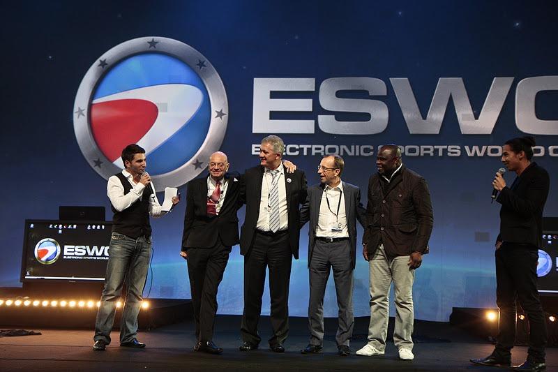 Suivez l'ESWC au Paris Games Week avec Game One
