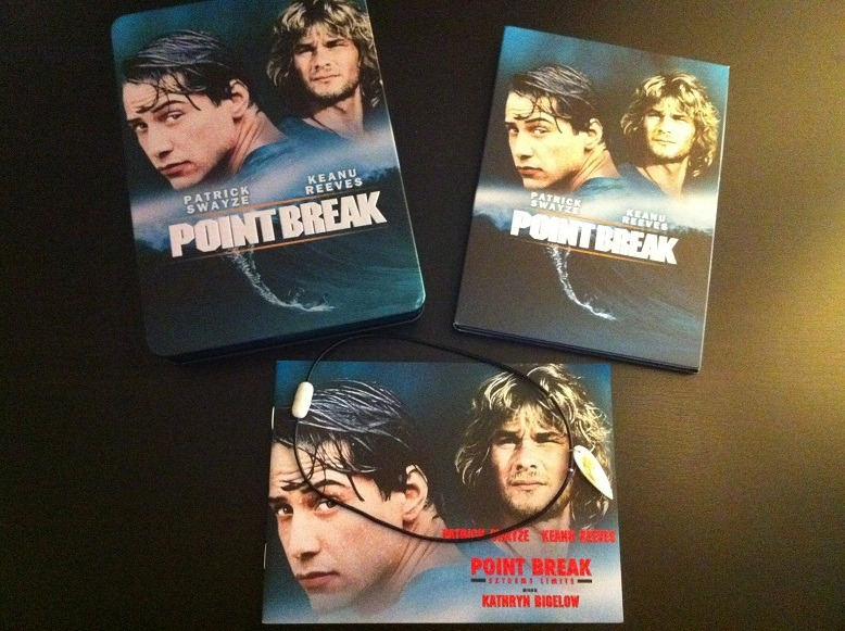 Arrivage : Coffret Blu-Ray Point Break