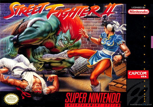 Rétro Test : Street Fighter II sur Super Nintendo