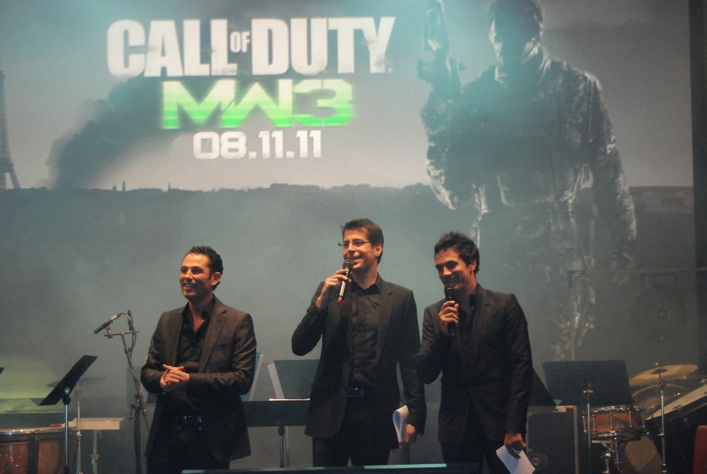 Compte rendu : Soirée de lancement Call of Duty : Modern Warfare 3