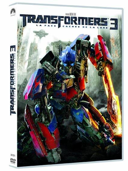 Concours Transformers 3 : Gagnez 4 DVD, 4 webcam et 4 Bandes originales