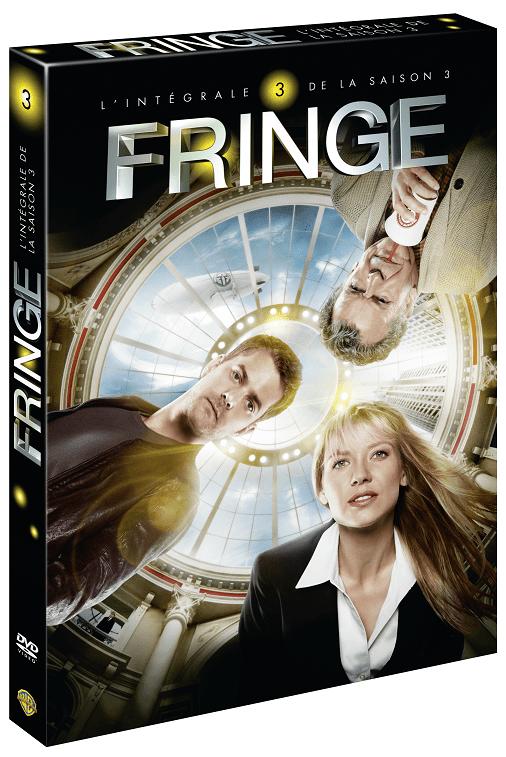 Concours : Gagnez 3 coffrets DVD de la saison 3 de Fringe