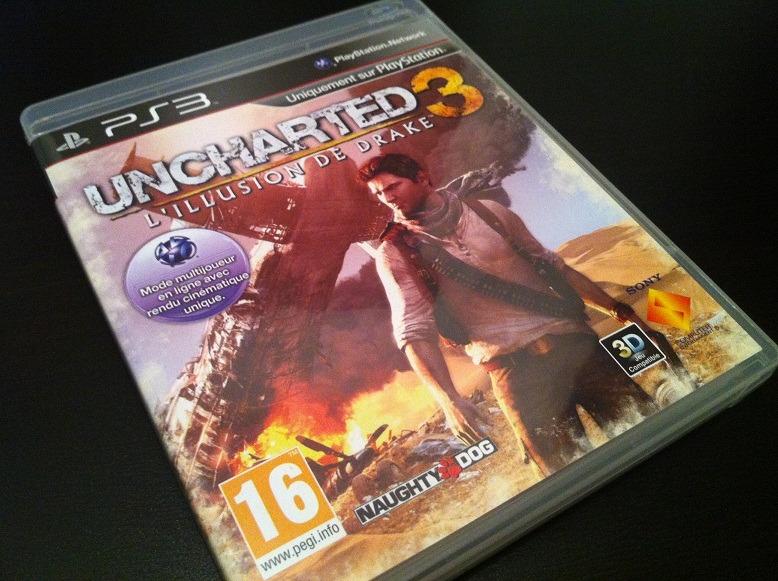 Arrivage : Uncharted 3 : L'illusion de Drake