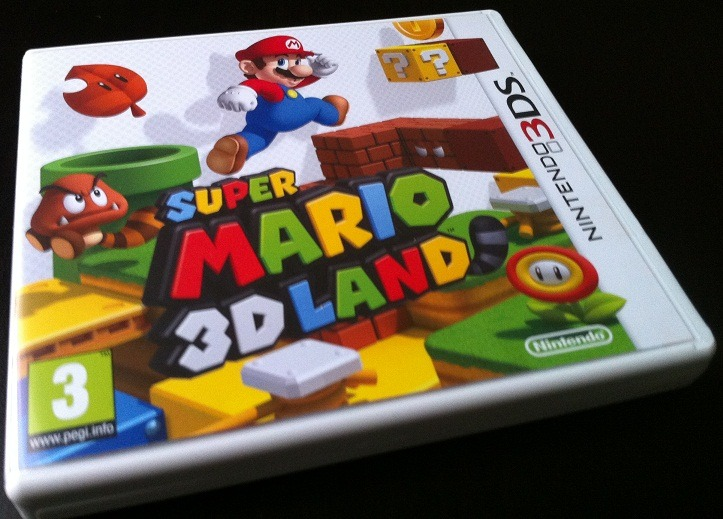 Arrivage : Super Mario 3D Land