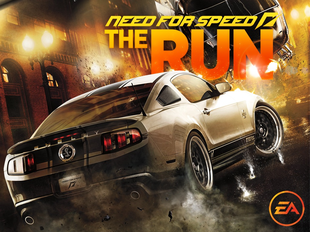 Gagner une Ford Mustang avec Need For Speed : The Run