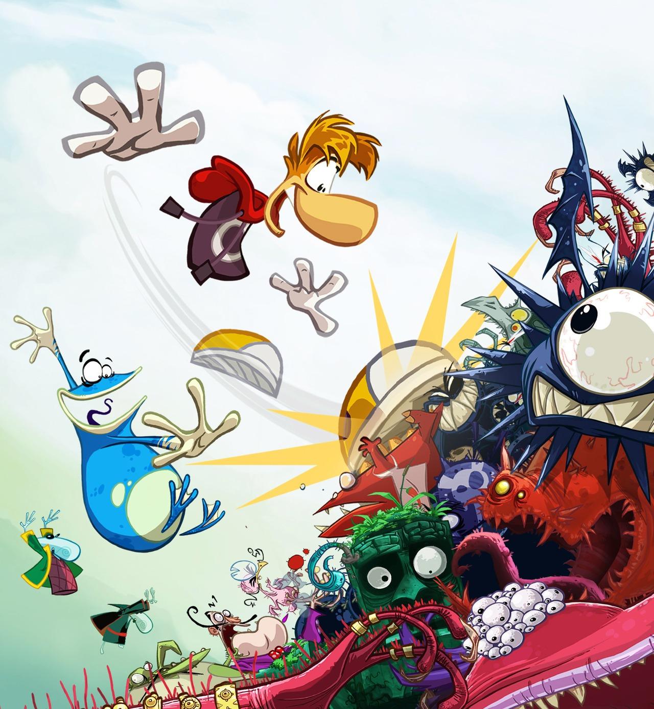 Compte Rendu : Soirée de lancement Rayman Origins